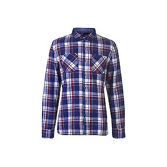 SoulCal Flannel Shirt Mens