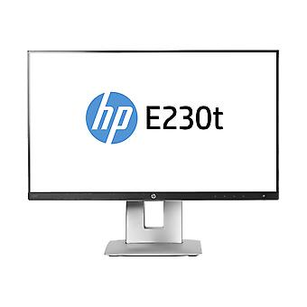 HP EliteDisplay E230t LED Monitor Full HD 1080p 23
