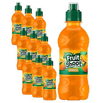 10 x 200ml Robinsons Orange Real Fruit Shoot Succo di Vitamina Soft Drink Sugar GRATIS