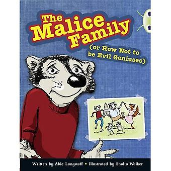 The Malice Family: (Brown B/NC 3B) (BUG CLUB)