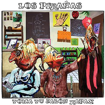 Los Piranas - Toma Tu Jabon Kapax [CD] USA import
