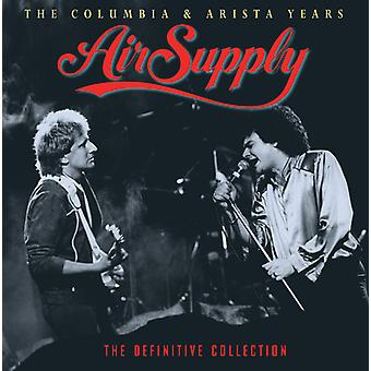 Air Supply - Columbia & Arista Years - Definitive Collection [CD] USA import