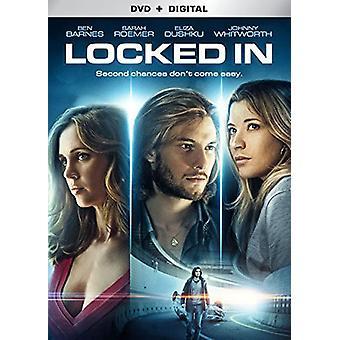 Låst i [DVD] USA import