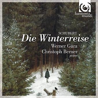 Schubert / Gura, Werner - Winterreise [CD] USA import