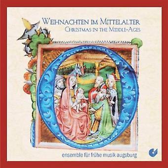 Wolkenstein/Clairvaux/Paris/Adam - Weihnacht Im Mittelalter [CD] USA import