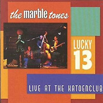 Marble Tones - Lucky 13 (Live Blues at the Katoenclub) [CD] USA import