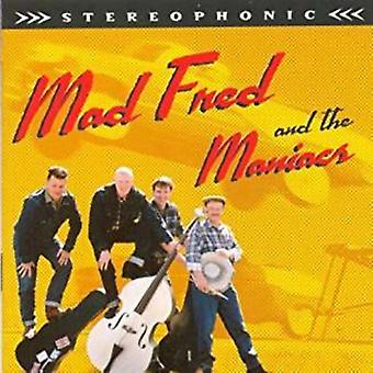 Mad Fred & the Maniacs - Mad Fred & the Maniacs [CD] EE.UU. importa