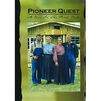 Pioneer Quest Full Nine Part Series [DVD] USA import