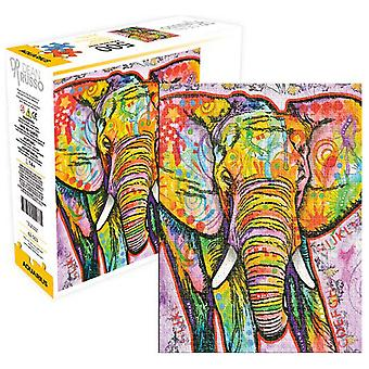 Dean Russo Elephant 500pc Aquarius Select Puzzle
