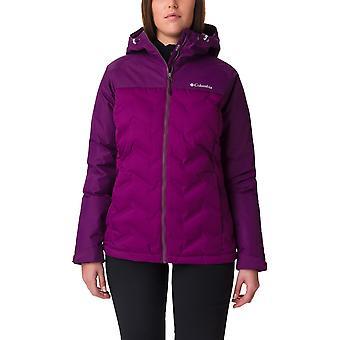 Columbia Women's  Grand Trek Down Jacket Purple