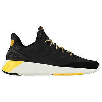 Adidas Questarstrike G25770 Black/Yellow Mens Shoes Boots