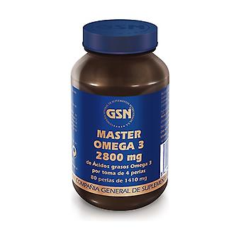 Master Omega 3 80 softgels of 1410mg