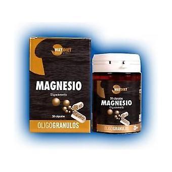 Magnesium Oligogranules 50 capsules
