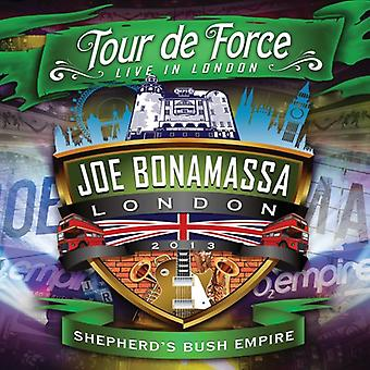Joe Bonamassa - Tour De Force: Live in London - Shepherd's Bush [CD] USA import