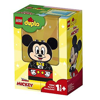 Playset Duplo My First Mickey Build Lego 10898