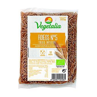 Whole Thick Noodles Nº5 500 g