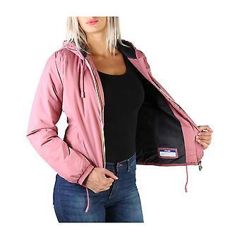 K-Way - Clothing - Jackets - K009NQ0_957 - Women - Pink - 8