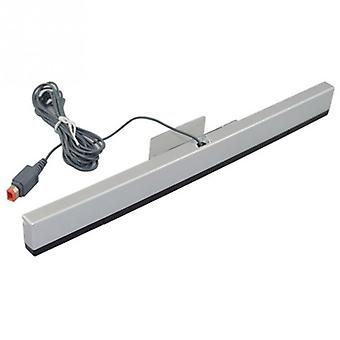 Wired Infrared, Signal-ray, Motion Sensor Receiver Bar For Nintendo-wii