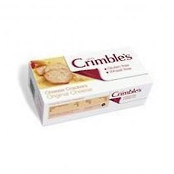 Mrs Crimbles - Cheese Crackers Original 130g