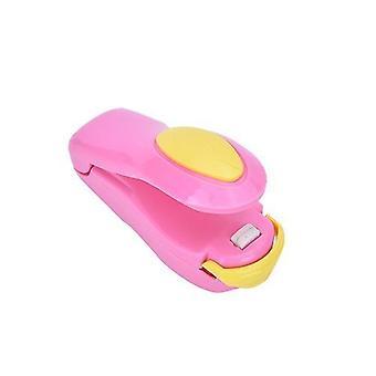 Garnishes Tools Mini Portable Food Clip Heat Sealing Machine Sealer