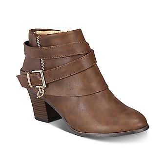 Thalia Sodi Womens Tully Round Toe Ankle Fashion Boots