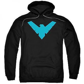 Nightwing logo mænd ' s hættetrøje