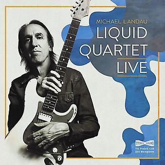 Liquid Quartet Live [CD] USA Import