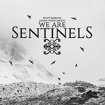 We Are Sentinels - We Are Sentinels [CD] USA import