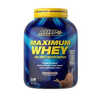 Maximum Human Performance Maximum Whey, Milk Chocolate 5 lbs