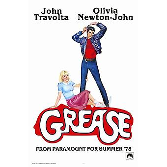 Grease Movie Poster (11 x 17)
