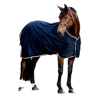Polyester Waterproof Horse Turnout Blanket, Winter Warm, Breathable Cotton