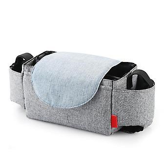 Kleine formaat organizer tas voor baby kinderwagen