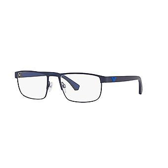 Emporio أرماني EA1086 3267 نظارات زرقاء ماتي
