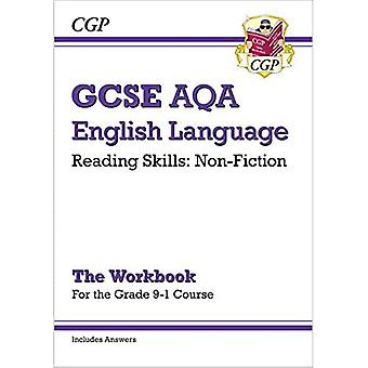 New Grade 9-1 GCSE English� Language AQA Reading Skills Workbook: Non-Fiction� (includes Answers)