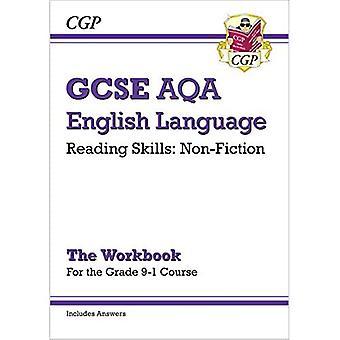 Ny Grade 9-1 GCSE engelsk sprog AQA Læsefærdigheder Projektmappe: Non-Fiction (omfatter Svar)
