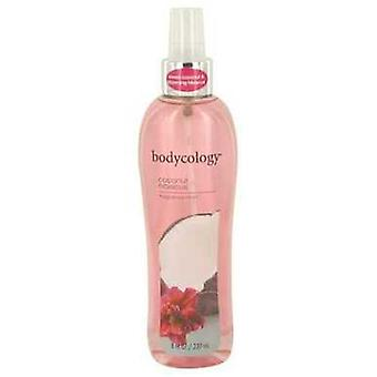 Bodycology Coconut Hibiscus By Bodycology Body Mist 8 Oz (women) V728-535868