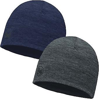 Buff Unisex Adults Lightweight Merino Wool Warm Winter Outdoor Beanie Hat