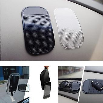 غير زلة حصه السيارات سيليكون الداخلية لوحة أجهزة القياس الهاتف تخزين لوحة منصات سيارة أداة