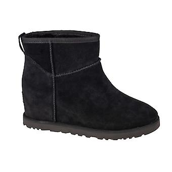 UGG Classic Femme Mini 1104609BLK universal winter women shoes