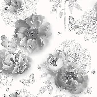 Arthouse Blomsterhave Mono