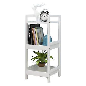 Bücherregal - Nachttisch - 3 Regale - 72x29x30 cm