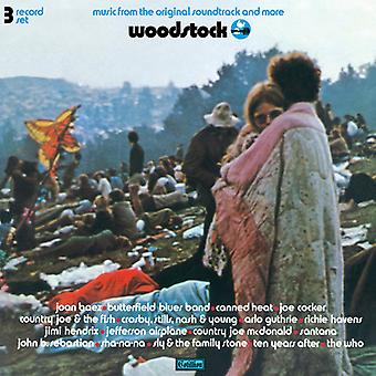 Woodstock: Music From Original Soundtrack [Vinyl] USA import