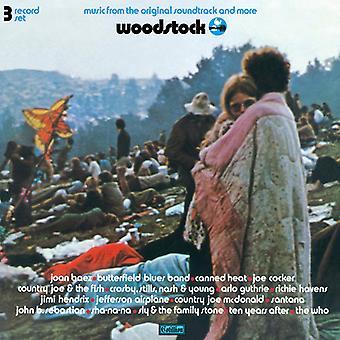 Woodstock: Music From Original Soundtrack / Var - Woodstock: Music From Original Soundtrack [Vinyl] US import