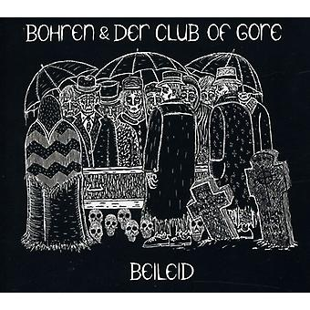 Borhen & Der Club of Gore - Beileid [CD] USA import