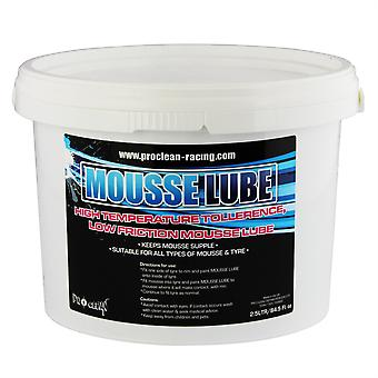 Pro Clean 2.5 Litre Mousse Lube