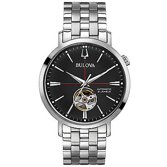 Mens Watch Bulova 96A199, Automatisk, 41mm, 3ATM