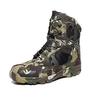Ammatillinen kiipeily, vaellus, retkeily, metsästys kenkä vedenpitävä sotilaallinen