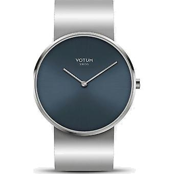 VOTUM - Ladies watch - CIRCLE - Pure - V01.10.50.92 - Clasp - Steel