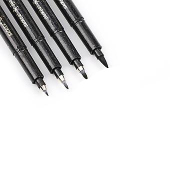 خط فرشاة القلم، الفن الحرفية أدوات الكتابة