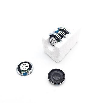 Nouveau mini-haut-parleur ultra-mince 8 Ohms 1 Watt 1w 8r Haut-parleur